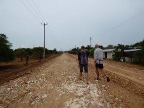Wandeling met Paul