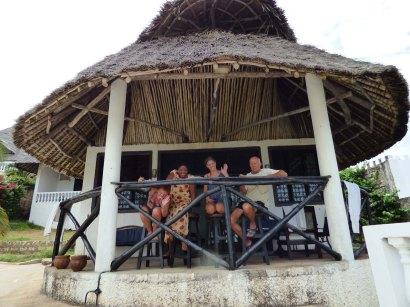 Bezoek : Ndurya en Zawadi