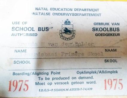 m'n buskaart